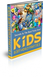 Kids Birthday Parties Private Label Rights