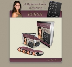 Learning Italian Minisite