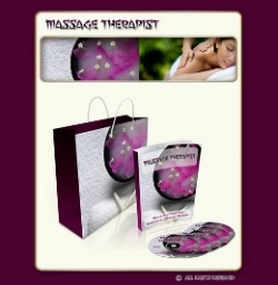 Massage Therapist Minisite