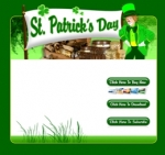 St. Patrick's Day Template 1 Private Label Rights