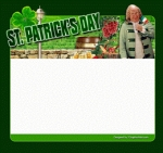 St. Patrick's Day Template 2 Private Label Rights