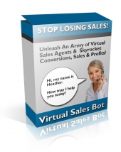 Virtual Sales Bot Private Label Rights