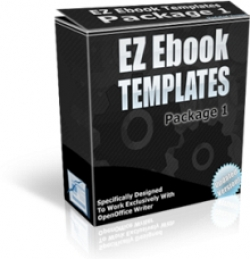 EZ Ebook Templates Package 1