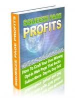 Squeeze Page Profits Private Label Rights