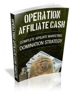 Operation Affiliate Cash