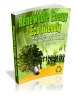 Renewable Energy - Eco Friendly Private Label Rights