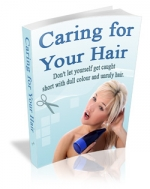 Caring For Your Hair Private Label Rights