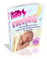 Baby Sleeping Private Label Rights