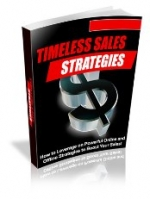Timeless Sales Strategies Private Label Rights