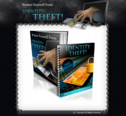 Protect Yourself From Identity Theft Minisite