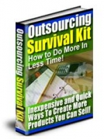 Outsourcing Survival Kit Private Label Rights