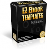 EZ Ebook Templates Package V9 Private Label Rights
