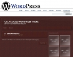 Wordpress Theme - Leather Private Label Rights
