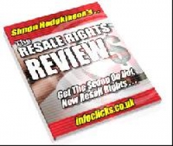 Resale Rights Review