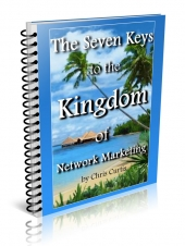 The Seven Keys To The Kingdom Of Network Marketing Private Label Rights
