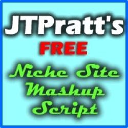 Free Niche Site Mashup Script