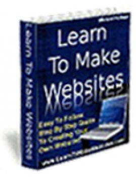 Learn To Make Websites