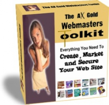 The AX Gold Webmasters Toolkit