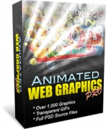 Animated Web Graphics Pro Private Label Rights