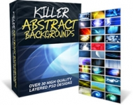 Killer Abstract Backgrounds Private Label Rights