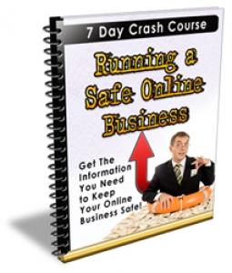Running A Safe Online Business