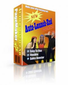 Auto-Launch-End PageMaker