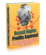Resell Rights Profits Exposed Private Label Rights