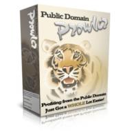 Public Domain Prowler Private Label Rights