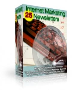 24 Internet Marketing Newsletters