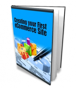 Creating Your First eCommerce Site