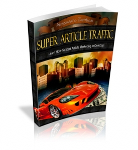 Super Article Traffic