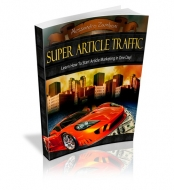 Super Article Traffic Private Label Rights