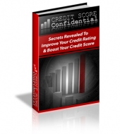 Credit Score Confidential Private Label Rights