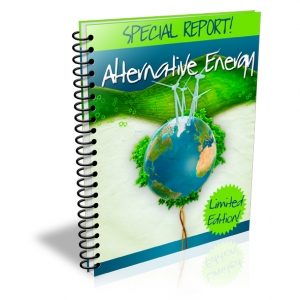Special Report : Alternative Energy