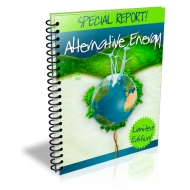 Special Report : Alternative Energy Private Label Rights