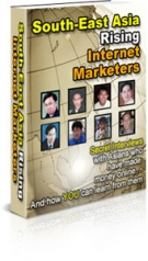 South-East Asia Rising Internet Marketers Private Label Rights