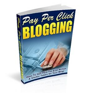 Pay Per Click Blogging