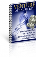 Venture Capital Secrets Private Label Rights