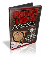 Product Launch Assassin Private Label Rights