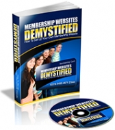 Membership Websites Demystified Private Label Rights