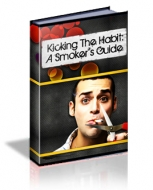 Kicking The Habit: A Smoker's Guide Private Label Rights