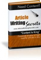 Article Writing Secrets Private Label Rights