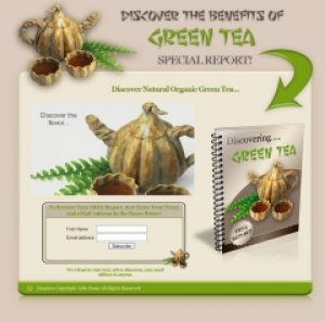 Discover The Benefits Of Green Tea Special Report!