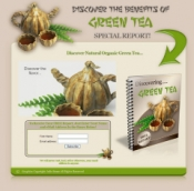 Discover The Benefits Of Green Tea Special Report! Private Label Rights