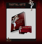 Martial Arts - Learn How to Protect Yourself Private Label Rights