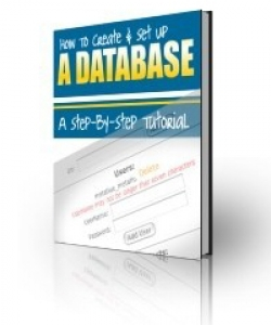 How To Create And Set Up A Database