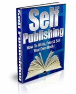 Self Publishing Private Label Rights