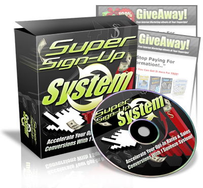 Super Sign-Up System