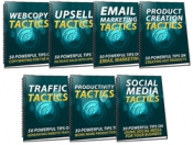 350 Sales & Marketing Tactics Private Label Rights