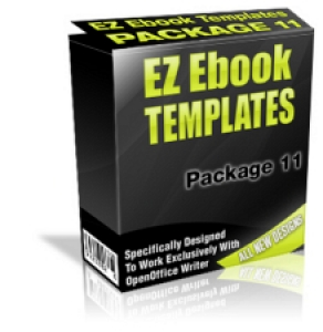 EZ Ebook Templates Package 11
